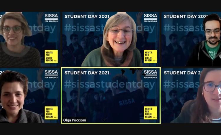 SISSA Student Day – 25 febbraio 2021