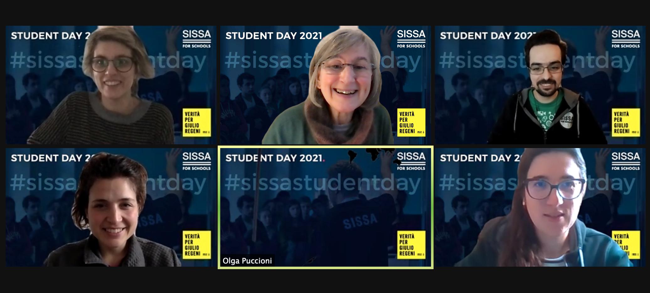 Il 25 febbraio 2021 si terrà la settima edizione della giornata dedicata alle ragazze e ai ragazzi dell'ultimo biennio delle scuole secondarie di secondo grado: il SISSA Student Day 2021. In questa giornata la SISSA apre le porte a 500 studenti per permettere loro di avvicinarsi alla scienza e per conoscere persone che la scienza […]