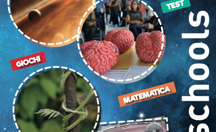 La rivista di SISSA for Schools online sfogliabile